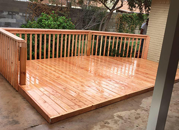 Deck Installation From Triple T Fence Our Decks Are Built To Last And We Use Only High Quality Hand Picked Materials Deliver A Final Product That